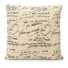 Newton Large Square Pillow