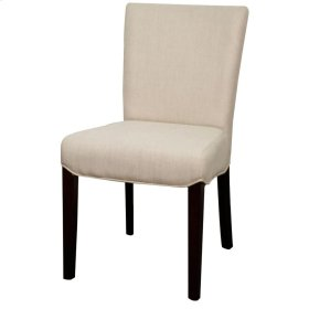 Beverly Hills Fabric Chair, Sand
