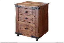 3 Drawers file ( Fits letter & legal size)