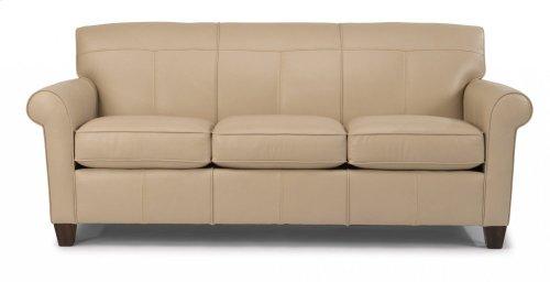 Dana Leather Sofa