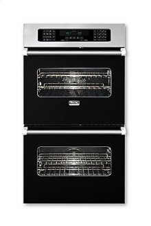 "30"" Electric Touch Control Double Premiere Oven"