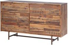 Bushwick Wooden 6 Drawer Dresser Product Image