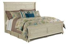 Shelter King Bed - Complete