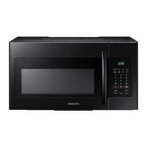 Samsung1.6 cu. ft. Over-the-Range Microwave in Black