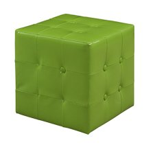 Green Square Ottoman