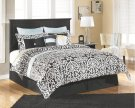 Maribel - Black 3 Piece Bed Set (King) Product Image