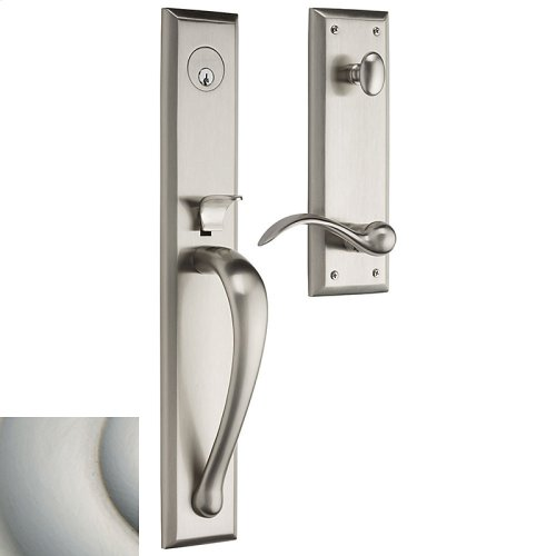 Satin Nickel Cody Full Handleset