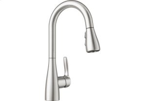 Blanco Atura 1.5 Bar Faucet With Pull-down Spray - Polished Chrome