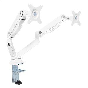 "Office StarDouble Monitor Arm 17""-30"""