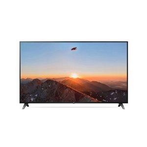 """LG AppliancesSK8070AUB 4K HDR Smart LED SUPER UHD TV w/ AI ThinQ(R) - 75"""" Class (74.5"""" Diag)"""