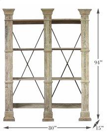 Pilaster Wall Shelf
