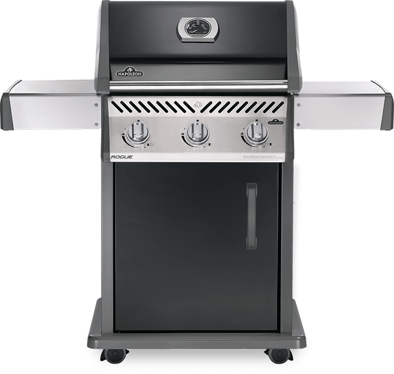 Rogue(R) 425 Gas Grill Black , Propane