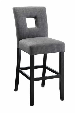 Master Counter Ht Chair Grey