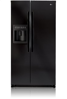 Side-By-Side Refrigerator with Ice and Water Dispenser (26.5 cu.ft.)