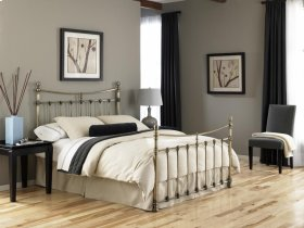 Leighton Bed - QUEEN