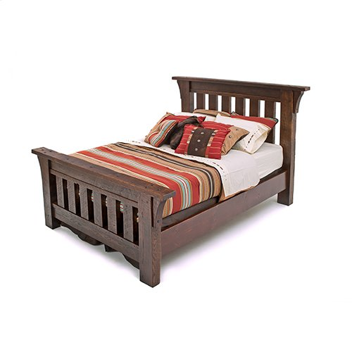 Oak Haven Bed - Queen Headboard Only
