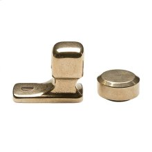Magnetic Door Stop - DSH205 Silicon Bronze Brushed