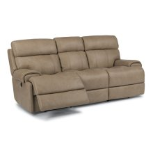 Margot Leather Power Reclining Sofa