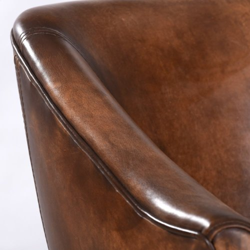 Lewis Chair-vintage Coffee