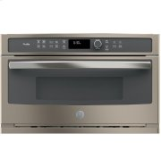 GE Profile™ Series Built-In Microwave/Convection Oven Product Image