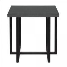 Armen Living Logan Contemporay End Table