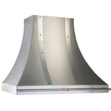 "48"" 900 CFM Designer Series Range Hood Stainless Steel"