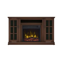 Kinney TV Stand with Electric Fireplace