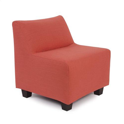 Pod Chair Linen Slub Poppy
