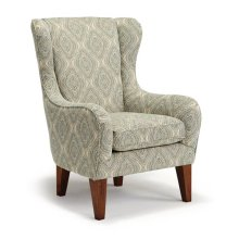LORETTE Wing Back Chair