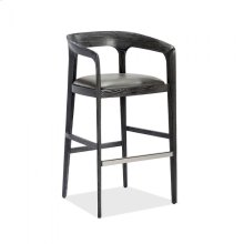 Kendra Bar Stool - Grey
