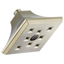 H 2 Okinetic® Square Showerhead