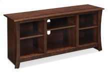 "Garrett TV Console with No Doors, Garrett TV Console with No Doors, 54""w"