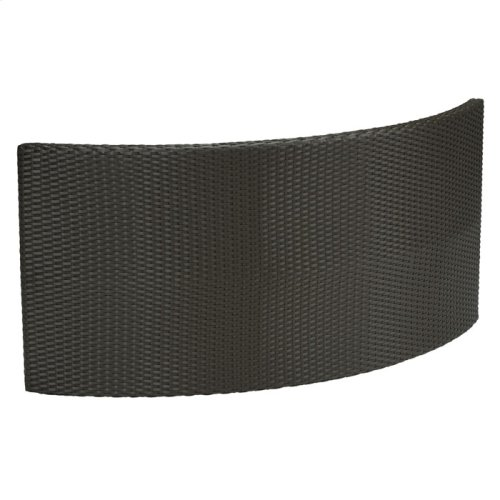 Full Woven Curved Panel