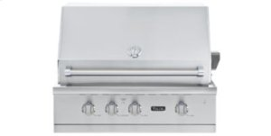 "36"" Ultra-Premium Gas Grill, Natural Gas"