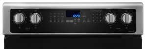 6.4 Cu. Ft. Freestanding Electric Range with True Convection