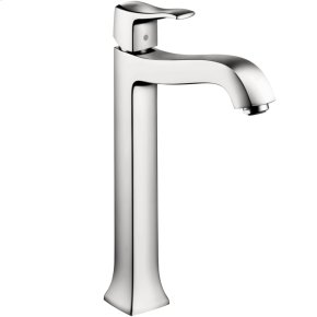 Chrome Single-Hole Faucet 250 with Pop-Up Drain, 1.2 GPM