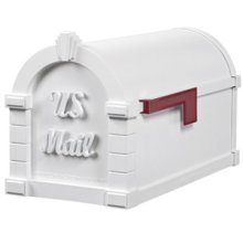 Signature KS-15S Keystone Series Mailbox