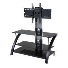 """Gloss Black"" TV Stand"