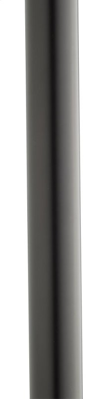 "3"" x 84"" Direct Burial Post Black"