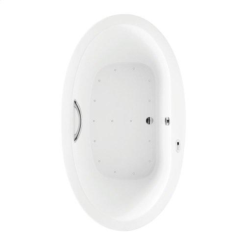 """Nexus® Air Bath 71-3/8"""" x 35-7/16"""" x 24-3/16"""" - Sedona Beige"""
