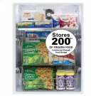 """24"""" Marvel All Freezer - Solid Overlay Panel - Integrated Left Hinge Product Image"""