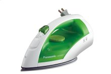 Steam Circulating Iron with Curved, Non-Stick Titanium-Finish Soleplate NI-E250TR