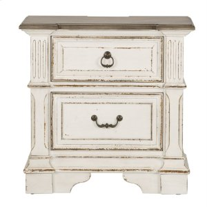 LIBERTY FURNITURE INDUSTRIES2 Drawer Night Stand w/ Charging Station