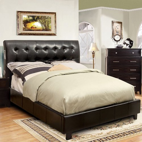 California King-Size Hendrik Bed