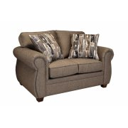 Calgary Love Seat or Twin Sleeper Product Image