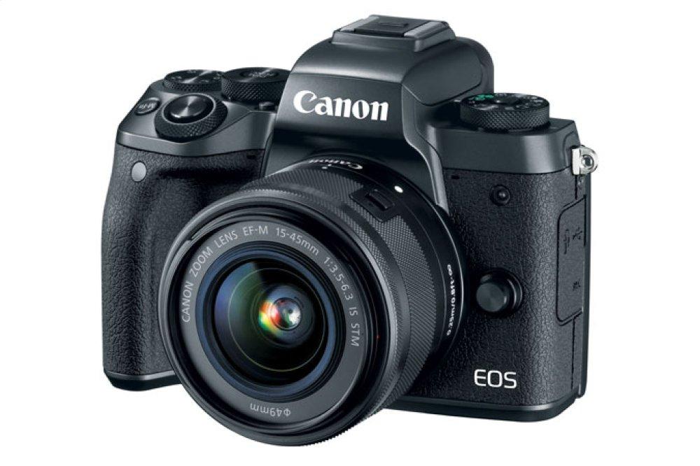 Canon EOS M5 EF-M 15-45mm f/3.5-6.3 IS STM Lens Kit EOS M Series Digital Cameras