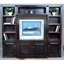 "#319 Manchester Entertainment Center82""wx17""dx72.5""h"