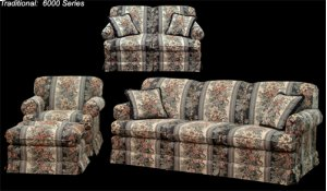 6002 Loveseat