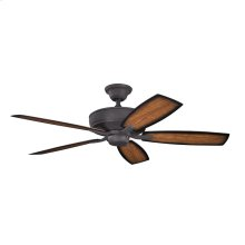 Monarch II 52 Collection 52 Inch Monarch II Patio Fan DBK