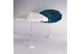 7 1/2' 8-Rib Drape Umbrella with Tilt